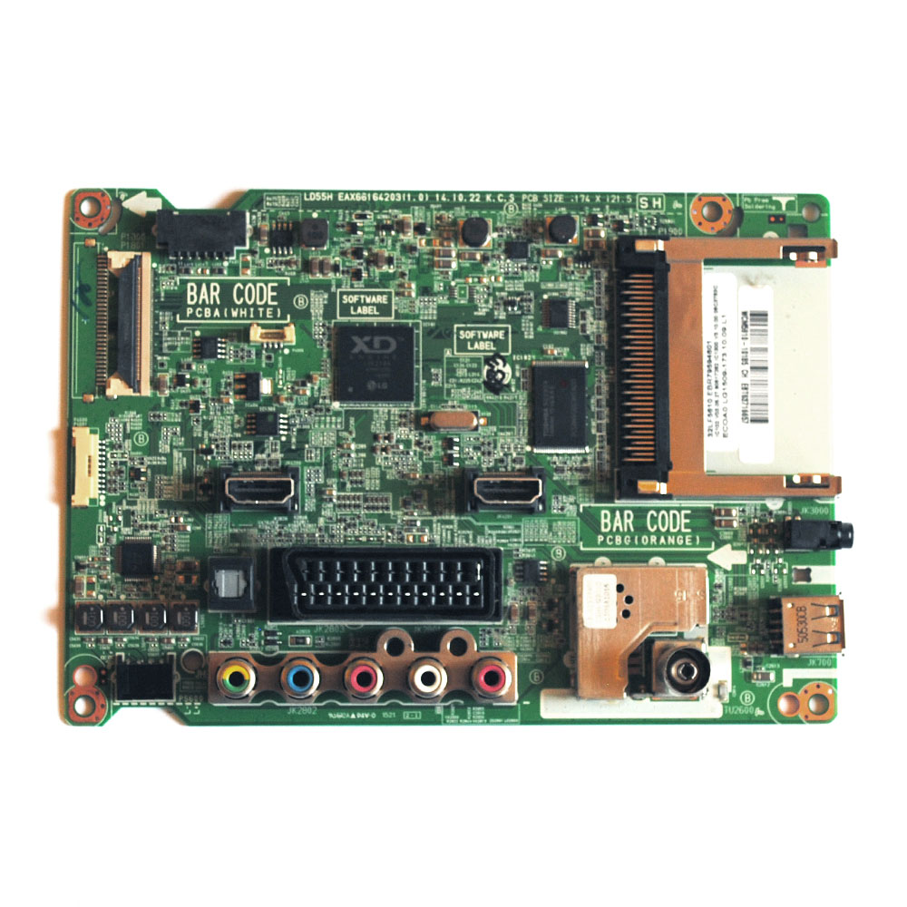EBT63716657 LG MAINBOARD